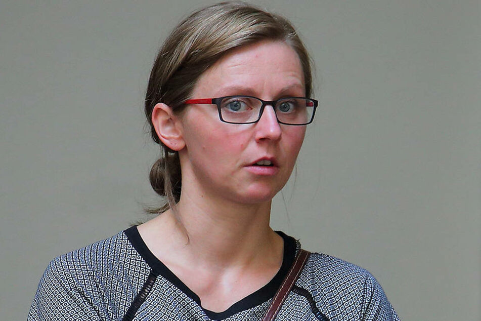 Anett R., die Schwester von Anneli, musste mehrfach das grausame Verbrechen nacherleben.