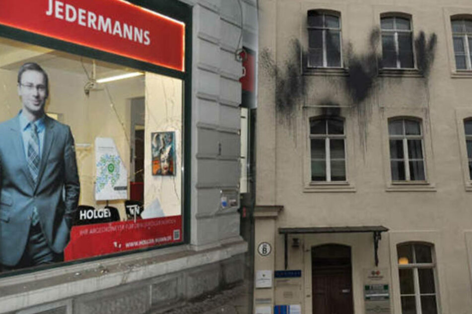 Anschläge in Leipzig: Verfassungsschutz hat autonome Szene im Visier