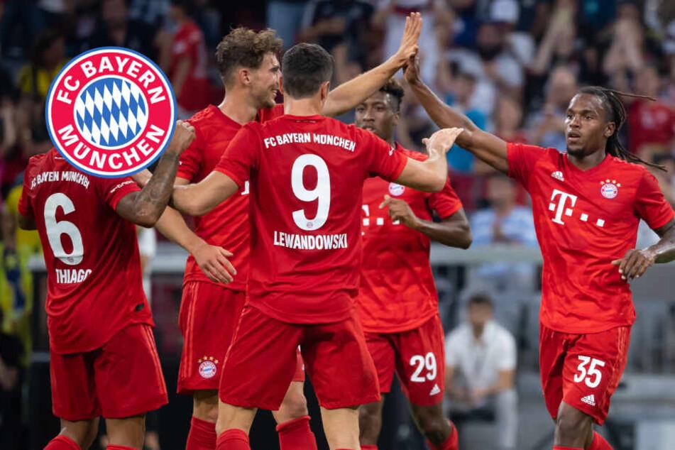Schützenfest beim Audi Cup: FC Bayern schießt Fenerbahce ab!