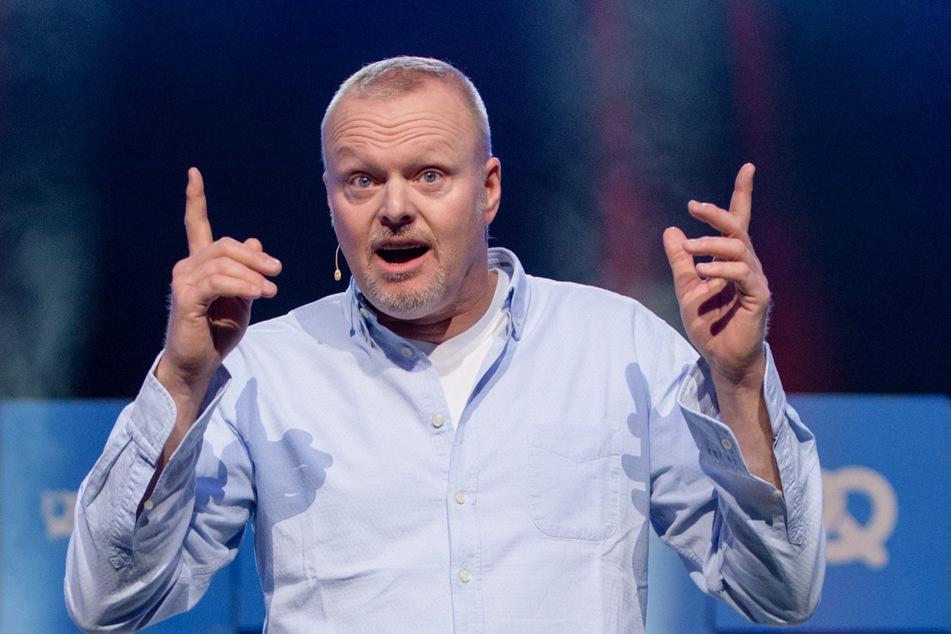 """Stefan Raab (54) geht im November mit seiner neuen Show """"Täglich frisch geröstet"""" an den Start. (Archivfoto)"""