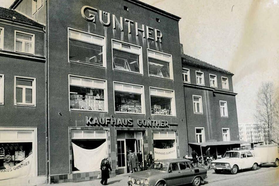 So wird das beliebte Kaufhaus Günther nicht mehr aussehen