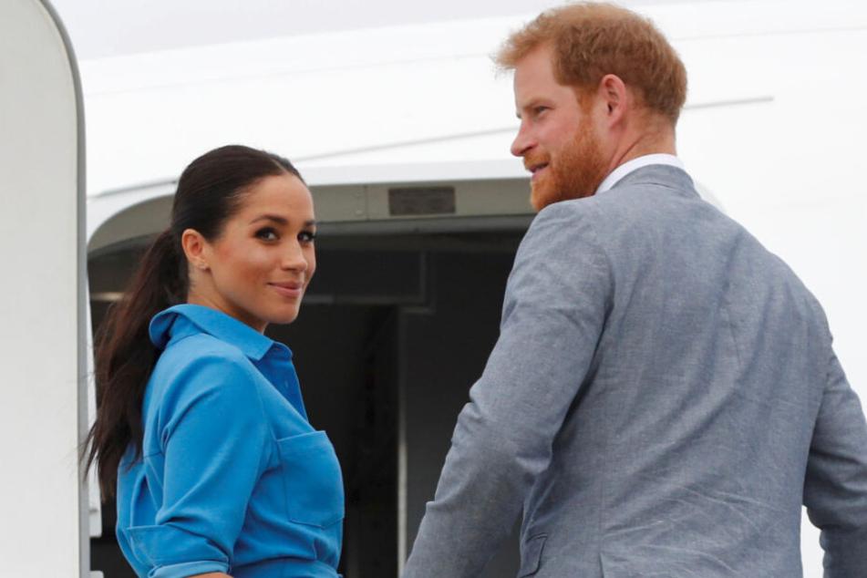 Macht das Paar jetzt den Abflug nach Kanada?