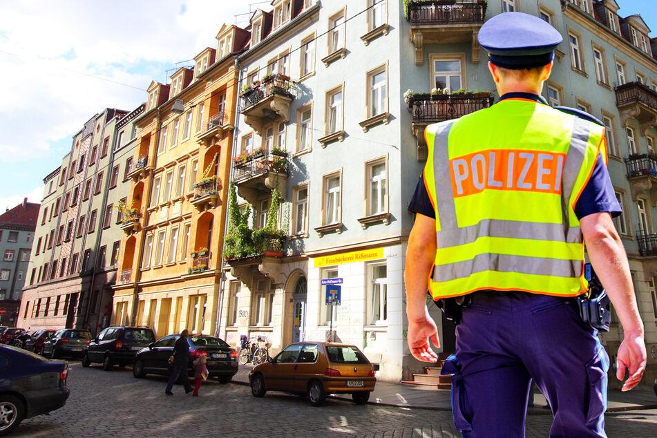 Wie im Krimi: Mädchen in Dresden mit Tuch und Flüssigkeit überfallen!