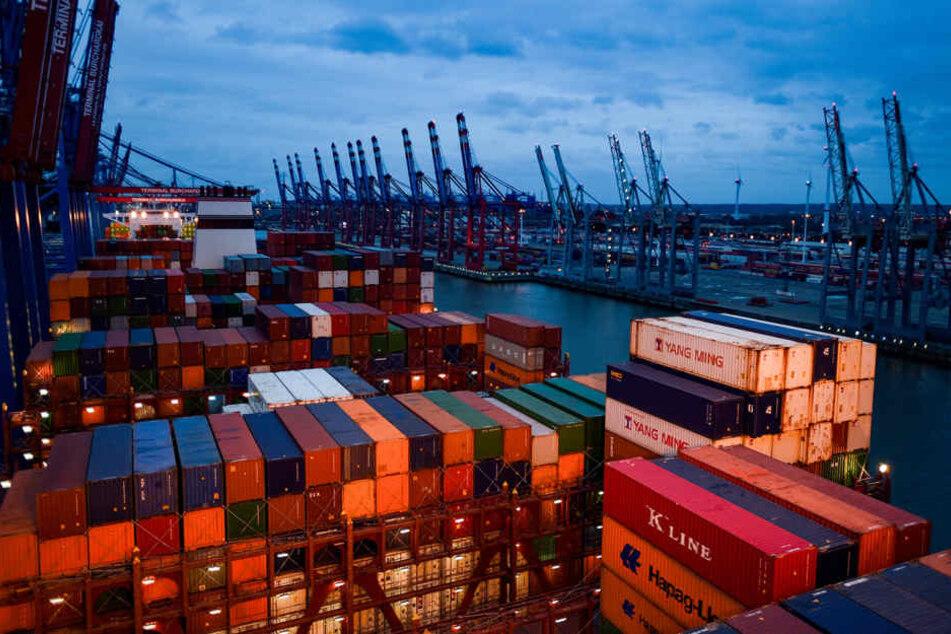 Die tolle Exportquote sorgt mit für den Wirtschafts-Boom.