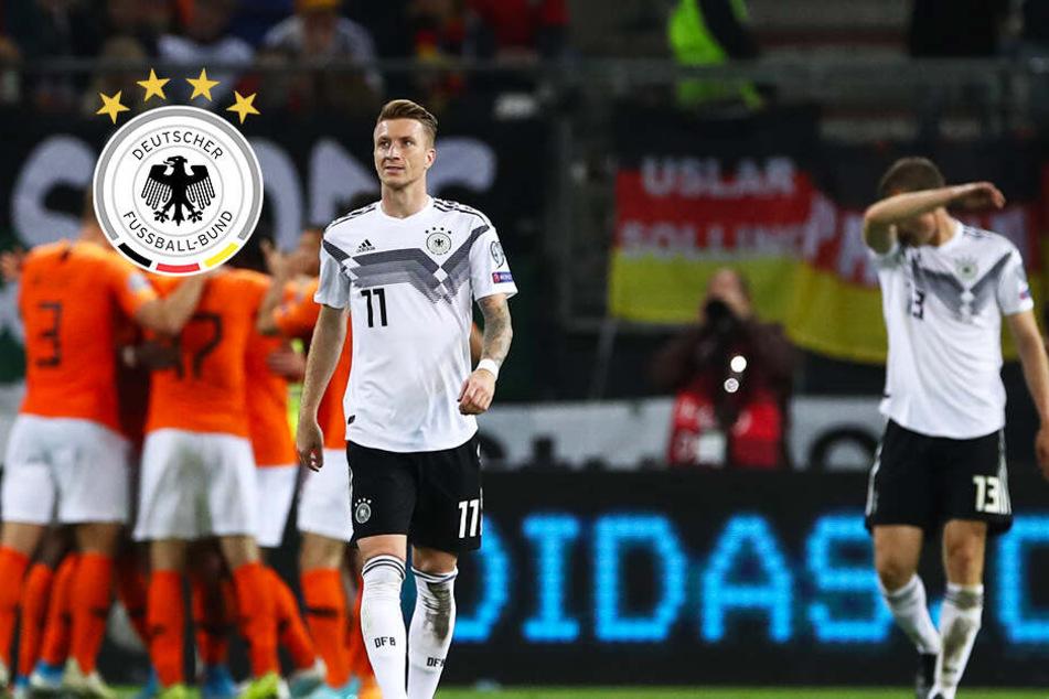 DFB-Team verliert nach Führung: Deutschlands Defensive bricht auseinander!
