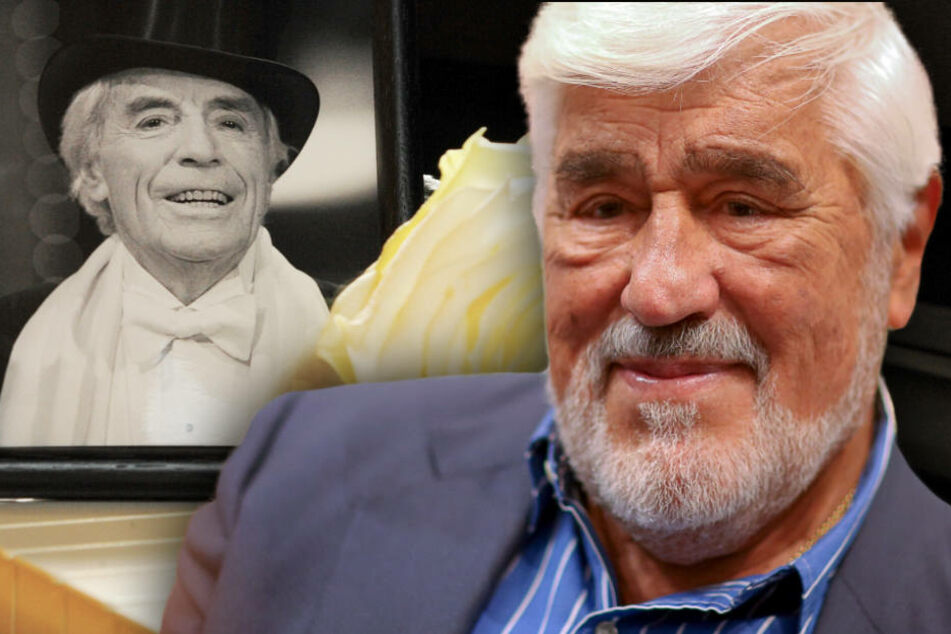 Vorbild Johannes Heesters? Mario Adorf (88) spricht über seinen Tod und Sex im Alter