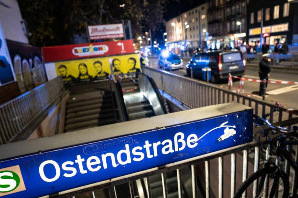 Das Video zum tragischen Unfall an der Ostendstraße wurde im Internet verbreitet.