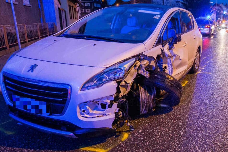 Wie es zu dem Unfall kam, muss nun die Polizei klären.
