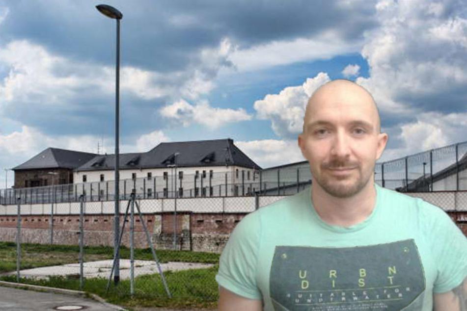Gefangenen-Sprecher David Scholz (34) ist sich sicher, dass die Aktion eine Retourkutsche war.