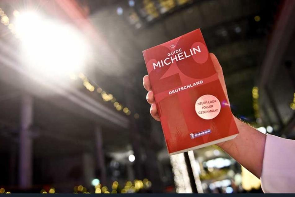 Alljährlich kürt der Guide Michelin die besten Köche des Landes.