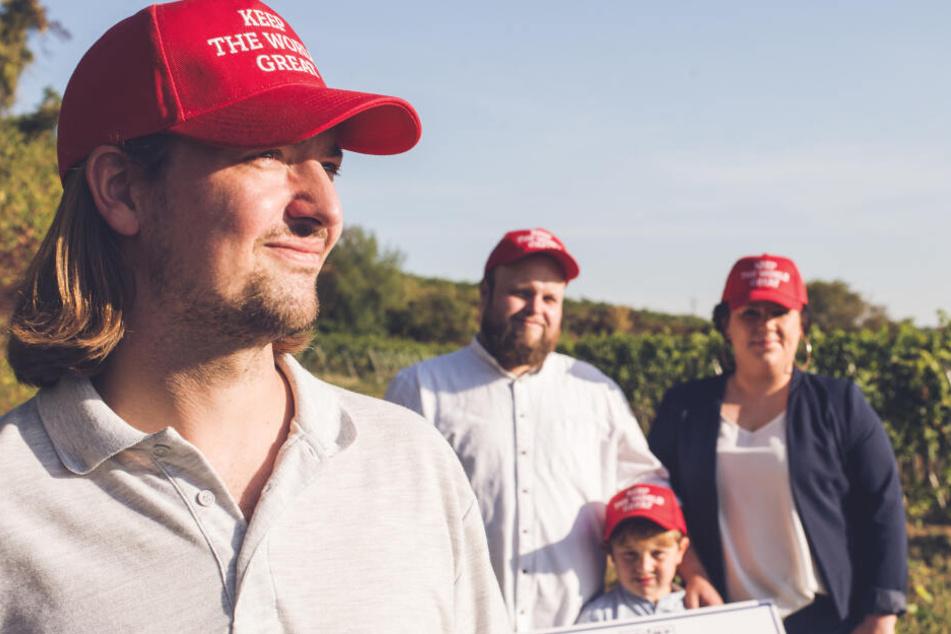 Donald Trumps Verwandter rettet jetzt das Klima und jeder kann mitmachen