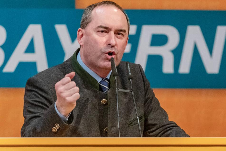Hubert Aiwanger hat die Position Bayerns zur Grundsteuer-Reform verteidigt.