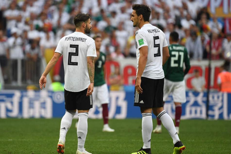 WM 2018: Das Karriere-Highlight (Startelf-Einsatz gegen Mexiko) endete tragisch in der Vorrunde.