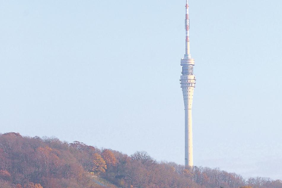 Dresden: CDU-Proteste gegen Fernsehturm-Eröffnung