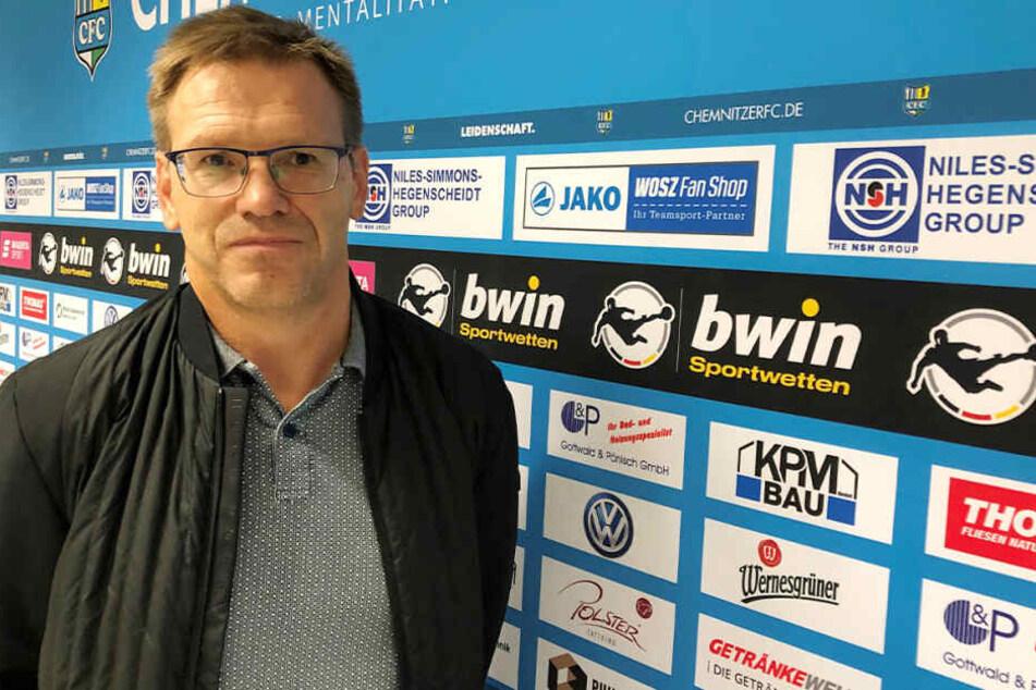 Uwe Hildebrand wird neuer CFC-Geschäftsführer.