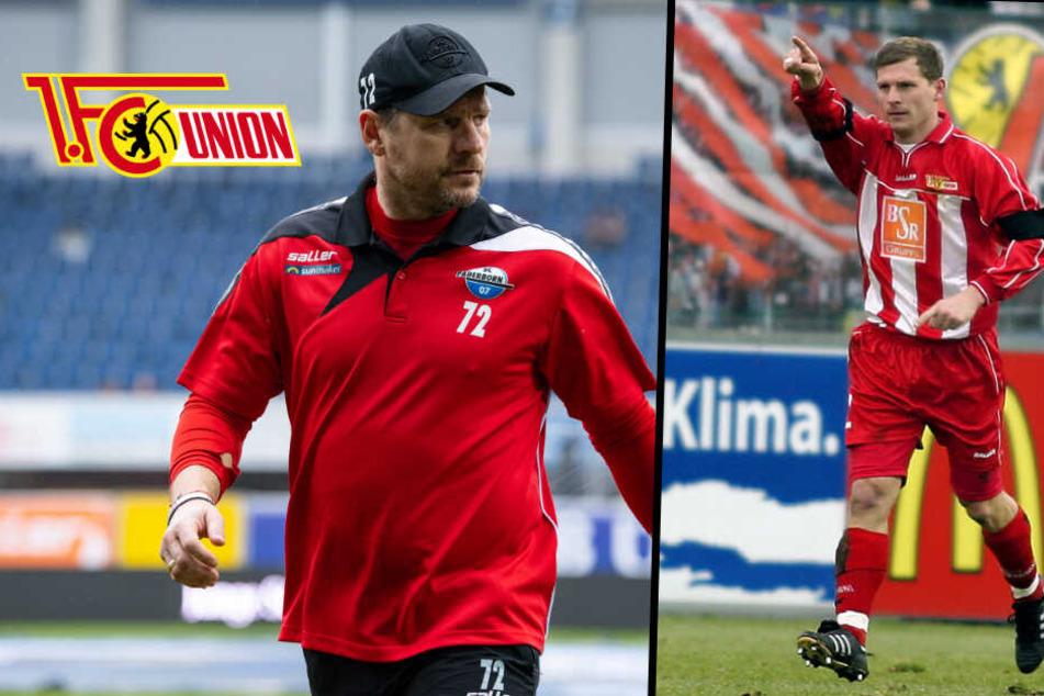 Heimspiel gegen Paderborn: Union-Legende Baumgart zurück in Köpenick!