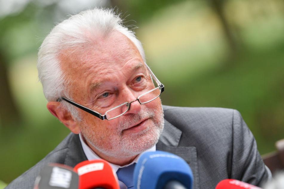 Bevor Wolfgang Kubicki Bundestagsvizepräsident wurde, war er jahrelang für die FDP im Landtag von Schleswig-Holstein.