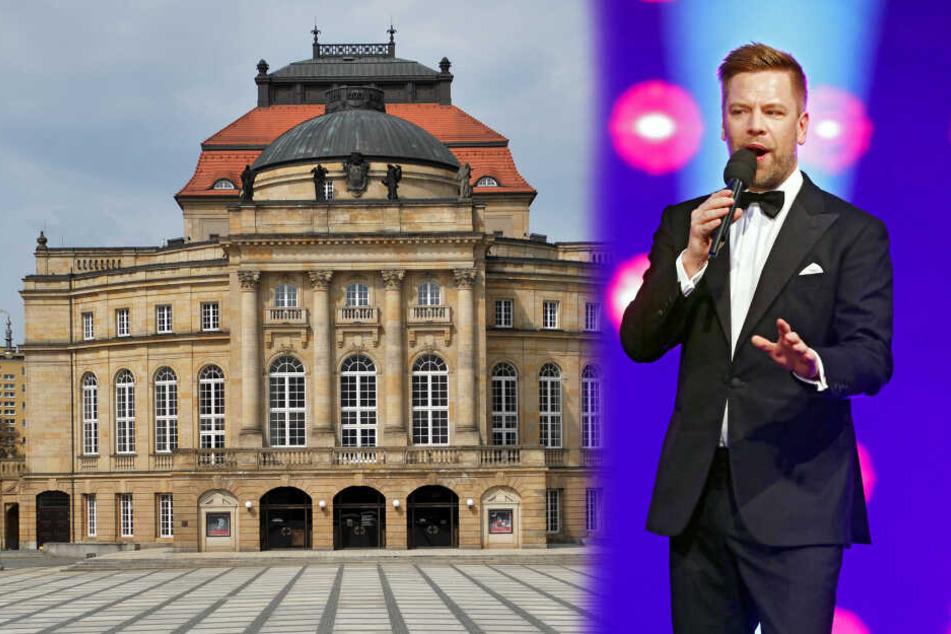 Swing-Star Tom Gaebel sucht noch Mit-Singer in Chemnitz