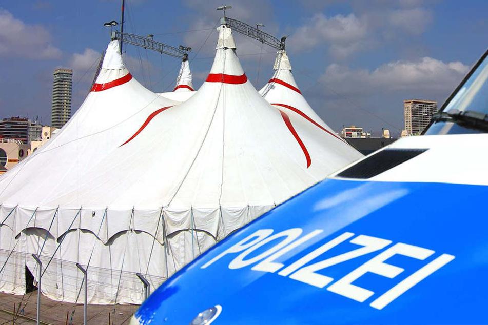 Streit um Stellfläche: Schäfer rast mit Pick-Up auf Zirkus-Chef zu