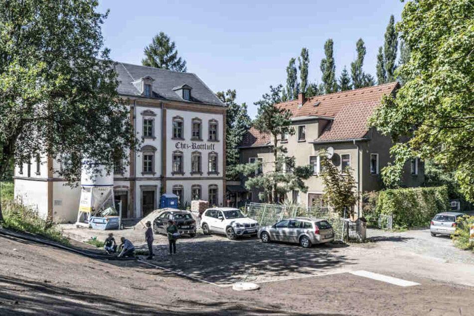 Anfang des Jahres kümmerte sich der Betrieb um die Mühlentechnik in der Chemnitzer Rottluffmühle.