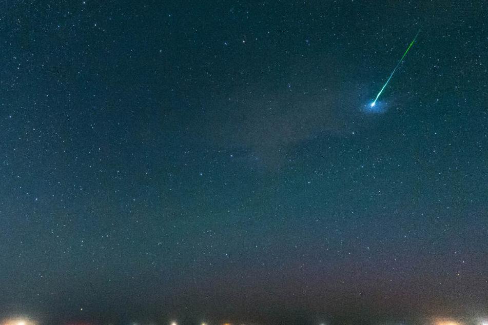 Perseiden-Sternschnuppen-Nacht: Hier könnt Ihr sie sehen!