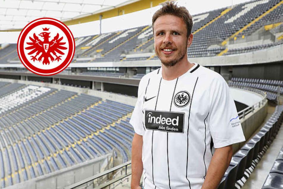 Perfekt! Nicolai Müller stürmt ab sofort für die Eintracht