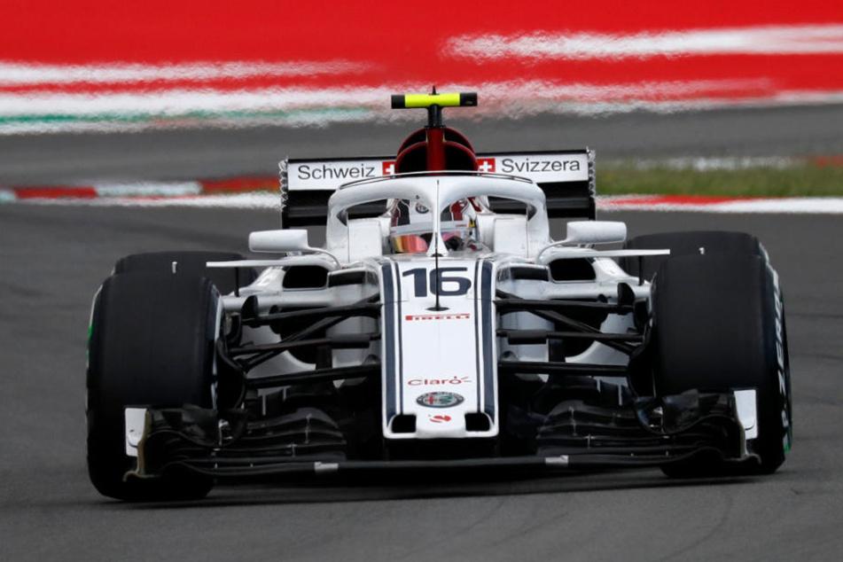Charles Leclerc könnte im kommenden Jahr bei Ferrari fahren.