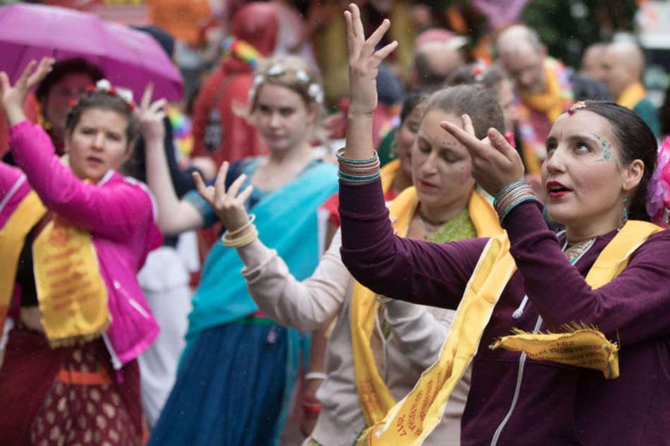 Beim Karneval der Kulturen werden wieder hunderttausende Besucher erwartet.