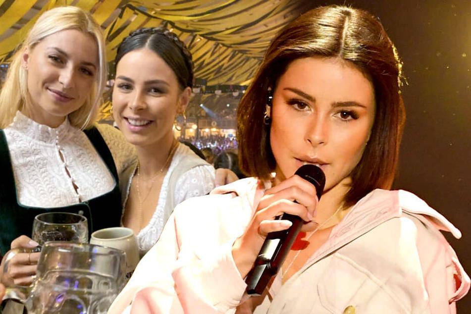 Lena Meyer-Landrut leistet sich üblen Fashion-Fauxpas auf dem Oktoberfest