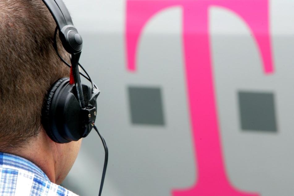 Angeblicher Telekom-Mitarbeiter (Symbolbild).