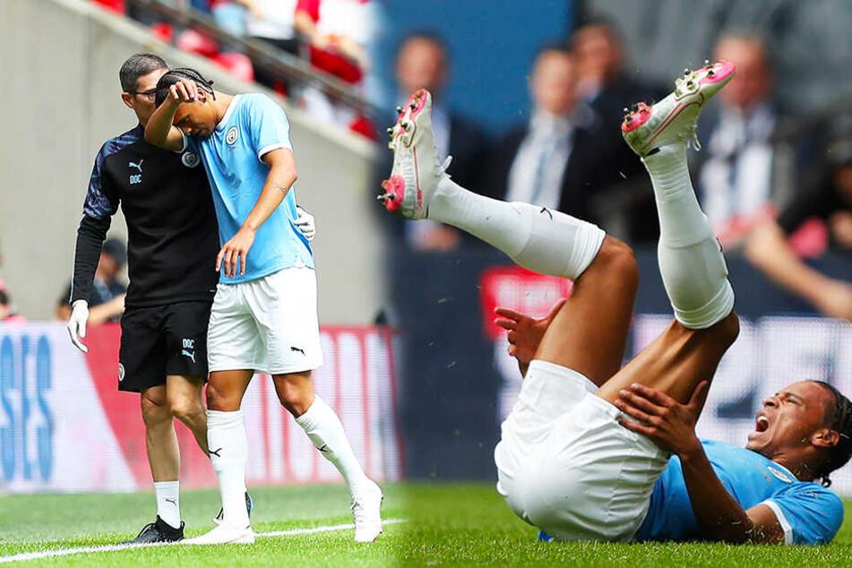 Schwere Verletzung! Leroy Sané fällt monatelang aus