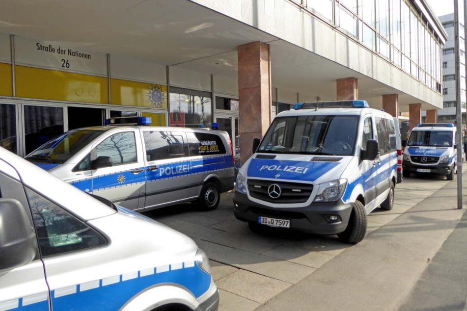 Die Polizei führte die Kontrolle in der Innenstadt und auf dem Sonnenberg durch. (Archivbild)