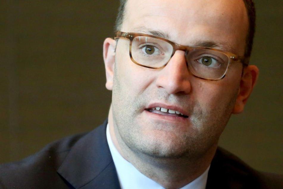Bundesgesundheitsminister Jens Spahn (38, CDU) will in Sachen Organspende neue Wege gehen.