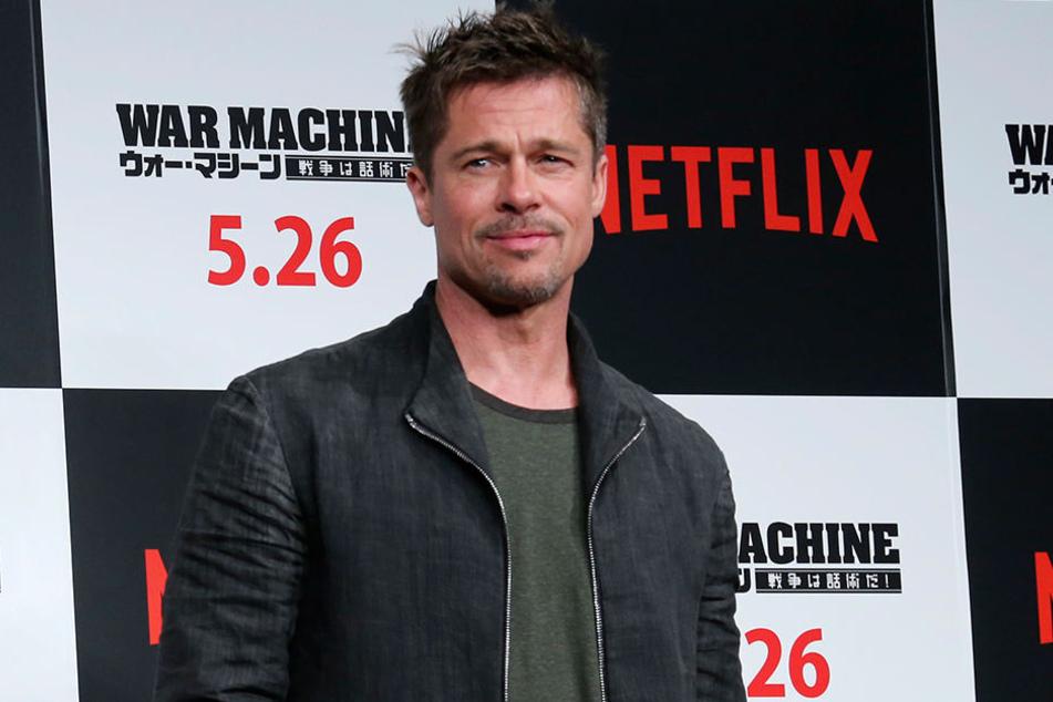 Brad Pitts Image hat kaum gelitten.
