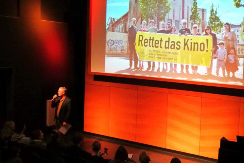 """""""Rettet das Kino!"""" - dafür setzt sich nun auch die SPD-Fraktion ein."""