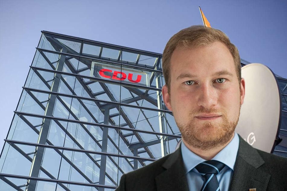 """Der Leipziger Christdemokrat Michael Weickert nennt das Ergebnis der GroKo-Verhandlungen """"desaströs""""."""