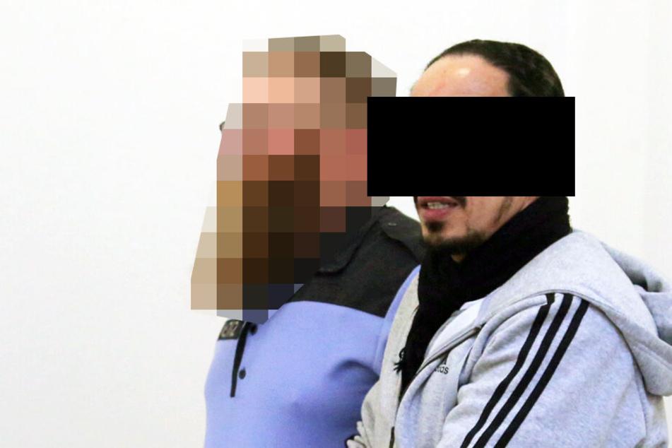 Aus Eifersucht getötet: Bechir S. (43) muss Zehn Jahre und 4 Monate wegen Totschlags in den Knast