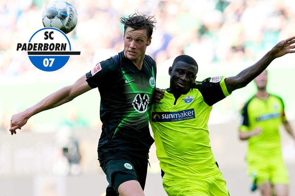 Rudelbildung! SCP holt in Wolfsburg ersten Punkt der Saison