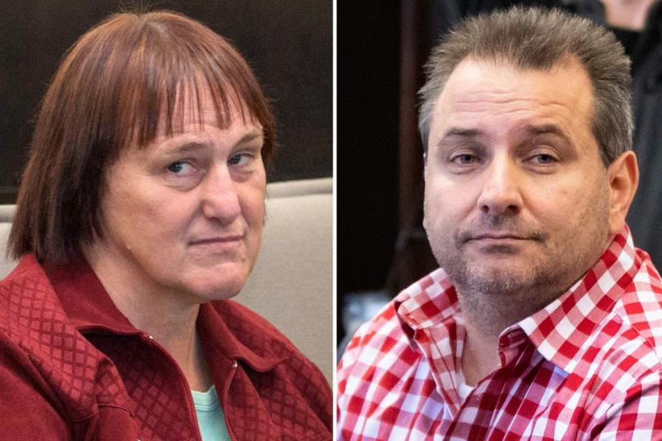Die beiden Angeklagten, Angelika und Wilfried W., wurden zu langen Haftstrafen verurteilt.