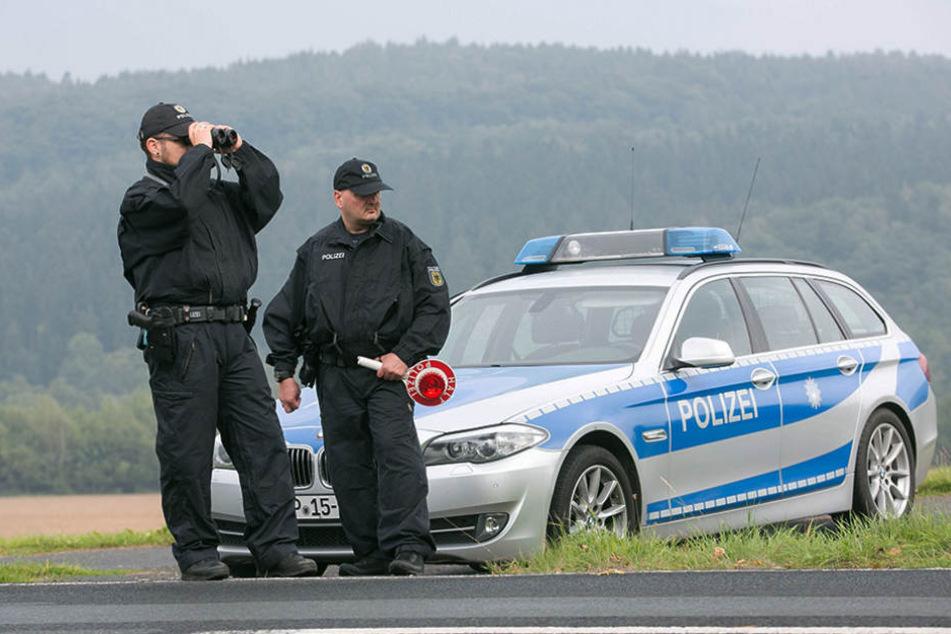 Statt Stellenabbau: Im Doppelhaushalt 2017/18 wird auch bei Sachsens Polizei  draufgesattelt.