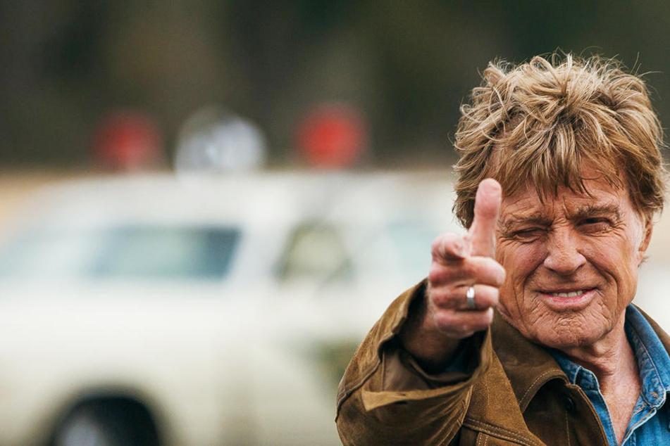 """Bye, bye, Robert Redford: So ist sein letzter Film """"Ein Gauner und Gentleman"""" geworden"""