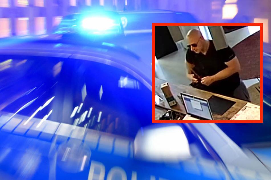Vorsicht, bewaffnet! Polizei jagt diesen gefährlichen Räuber