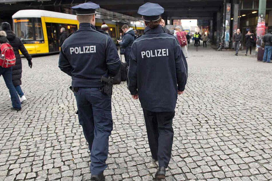 Immer wieder kommt es am Alexanderplatz zu Gewalt. (Symbolbild)