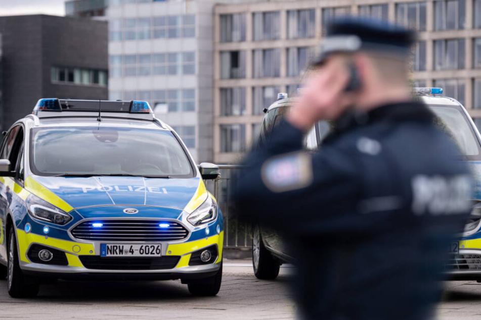 Die Polizei erstattete Strafanzeige wegen gefährlicher Körperverletzung (Symbolbild).