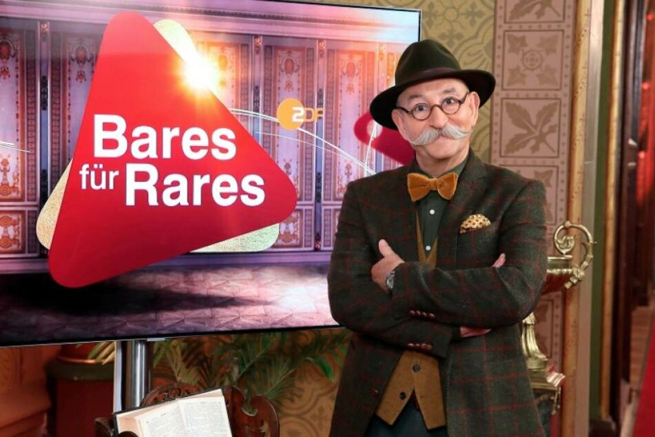 Horst Lichter moderiert die Abendshow.