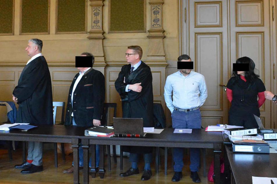 Das Gericht verurteilte den Kopf der Drogenbande zu einer fast dreijährigen Haftstrafe.
