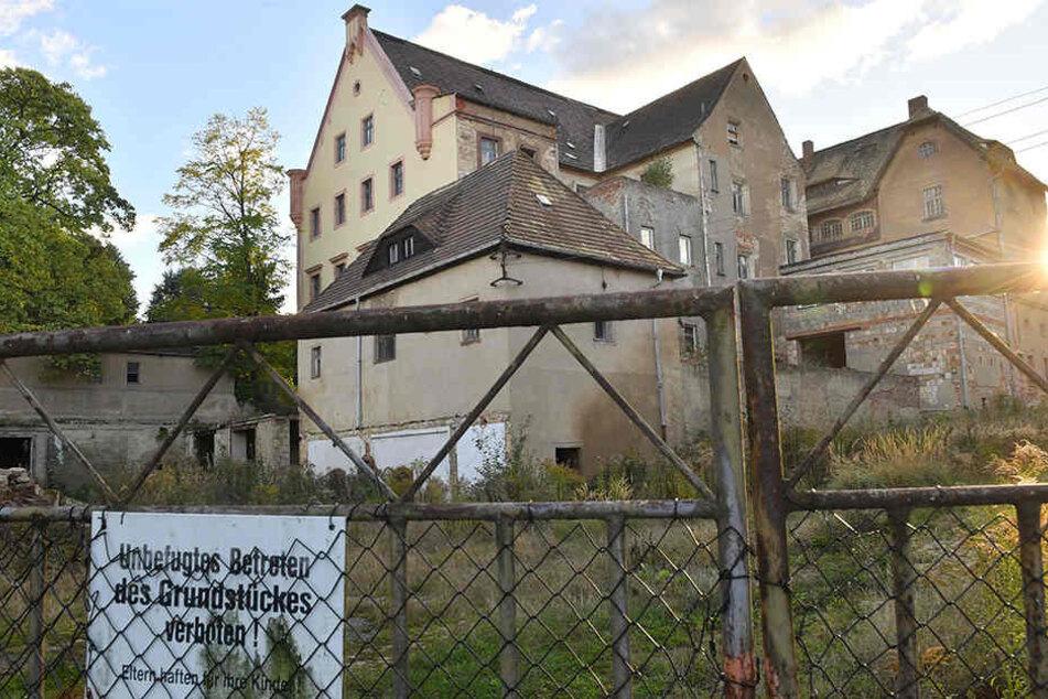 Das Rittergut von Neonazi Hoffmann wird erneut versteigert.