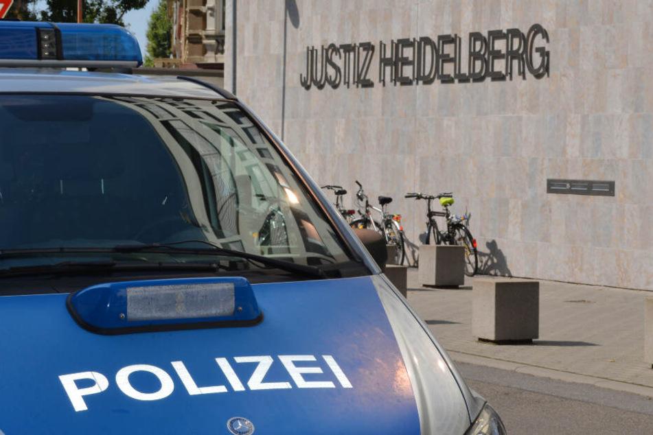 Der Prozess startet vor dem Landgericht in Heidelberg.