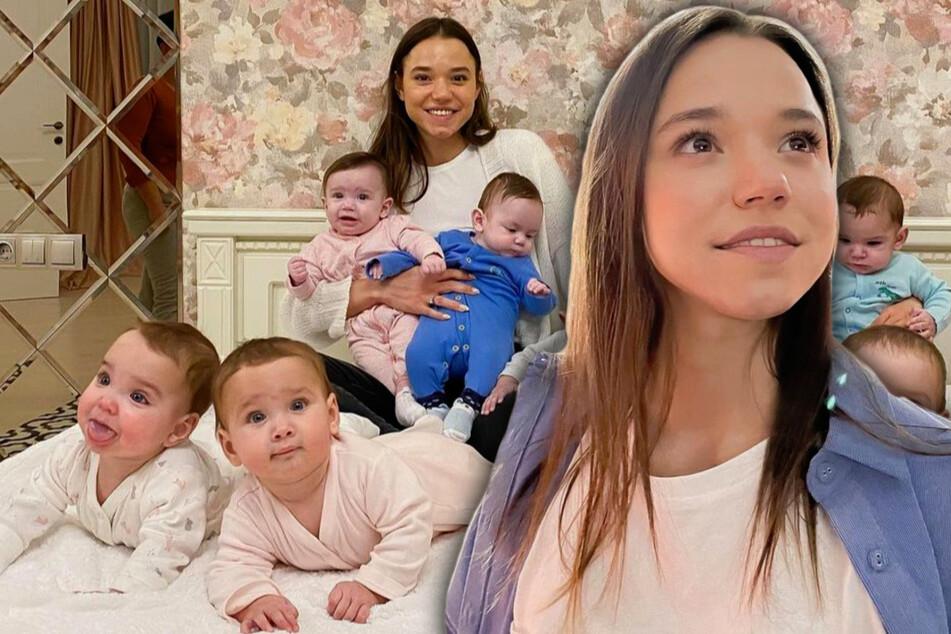 23-Jährige ist schon elffache Mutter: Geht das denn überhaupt?