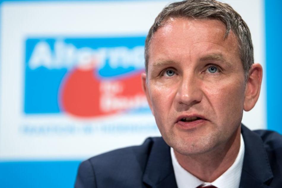 Björn Höcke sieht seine Partei für Höheres berufen.